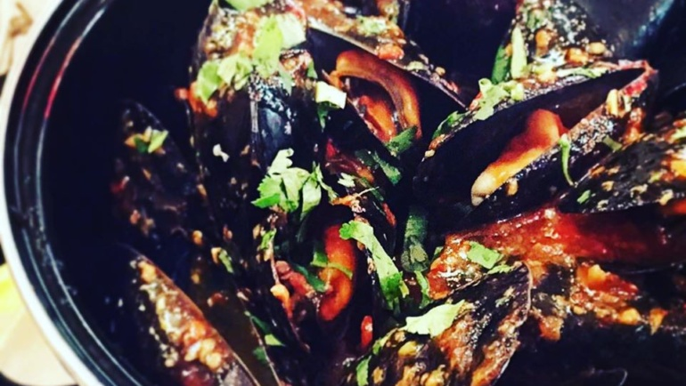 SA Mussels (2 pounds/1kg)