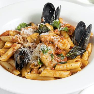 Seafood Marinara Penne