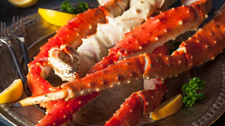 King Crab – Alaskan